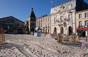 Salle citoyenne - Mairie de Créon