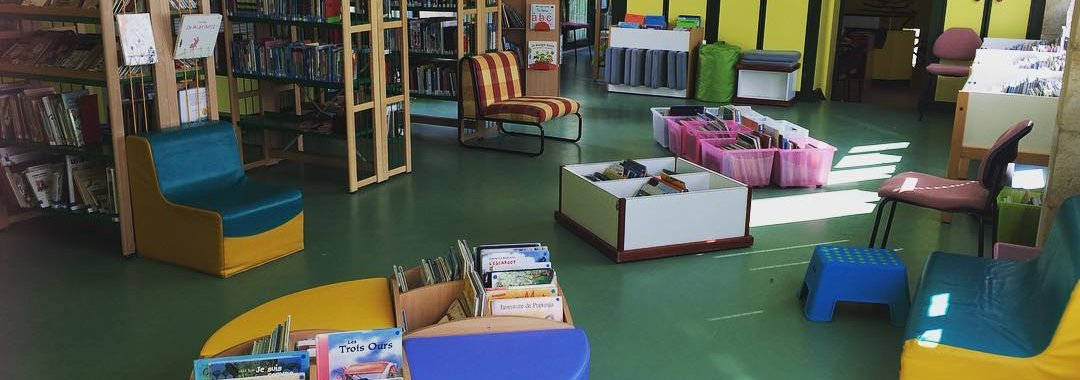 Bibliothèque de Créon